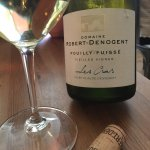 wonderful Pouilly-Fuisse recommends by Robert