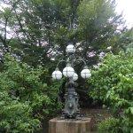 A beauitful lamp