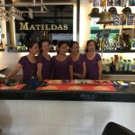 Bild från Matildas