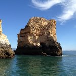 Algarve coastline near Lagos