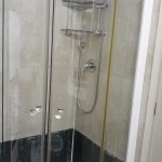Other then the basic, they've an enclosed shower stall - yippy