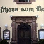 Foto de Gasthaus zum Kranz