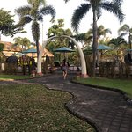 We had booked a night stay at the hotel and although it is expensive compared to the normal Bali