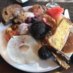 My breakfast, round 1
