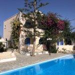 Foto de Paradise Resort Santorini