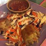 Chilli sauce is amazing