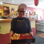Waitress - Jess