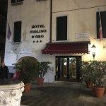 Photo de Hotel Violino d'Oro