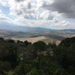Terrazza Val D'Orcia Foto