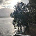 Heron Lodge - Balcony view