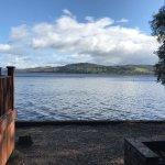 Heron Lodge - Loch view