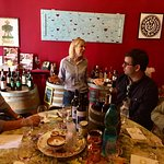 More tastings at the shop after our walking tour