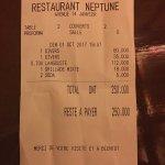 Restaurant Neptune Foto