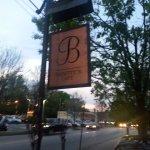 Babett's Cafe Sign