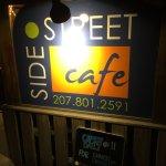Side Street cafe Foto