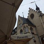 Restaurant Pavarotti Foto