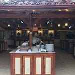 Asur Hotel, Open Buffett Restaurant
