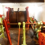 The old beam engine