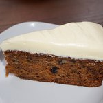 Carrot cake - moist and delicious!