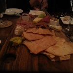 Combo Charcuterie and Cheese board....fantastic!