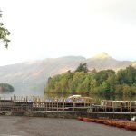 Derwentwater launch - Why not take a little boat trip!