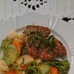 Alguns dos pratos maravilhosos servido aqui no restaurante sabor da vila. Vc é nosso convidado e