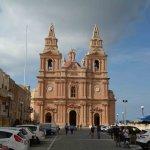 Kirche von Mellieħa Foto