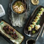 Новые блюда сезонного меню Эдоко. Попробуй Азию на вкус!