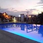 Piscina Hotel Santa Lucia