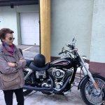 Parcheggio per le moto