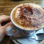 The  Coffee Mill Cafe Foto