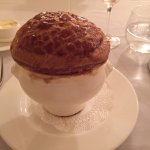 Soup aux Truffes V.G.E.