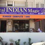Restaurant Real Indian Magic