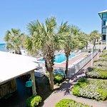 Bikini Beach Resort Hotel Grounds