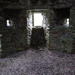 binnen in het kasteel zelf