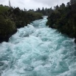 Photo of Huka Falls tracks