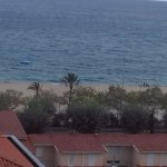 Sea view from the 8th floor - Calella