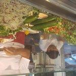 Mustafa's Gemüse Kebab Foto