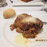 Lasagna it was delicious