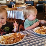 Foto de Spanky's Clam Shack & Seaside Saloon
