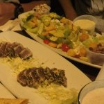 Cobb Salad, Seared Ahi
