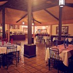 Our restaurant Don Prospero! with buffet lunch every day!