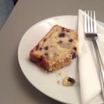 perfect blueberry cake