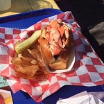 Warm with Buttah Lobster Roll