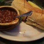 Paul Revere Sandwich