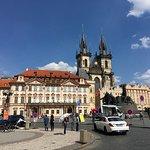 Foto de Hotel Majestic Plaza Prague