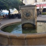 Fontaine Place Doria