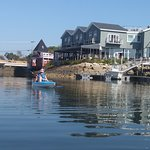 The Boathouse Waterfront Hotel Foto