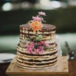 Wedding Cake request specially made by JK Chef