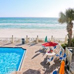 Beachside Resort Panama City Beach/Pool View
